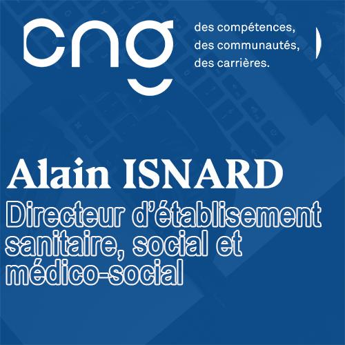 Podcast Alain ISNARD D3S