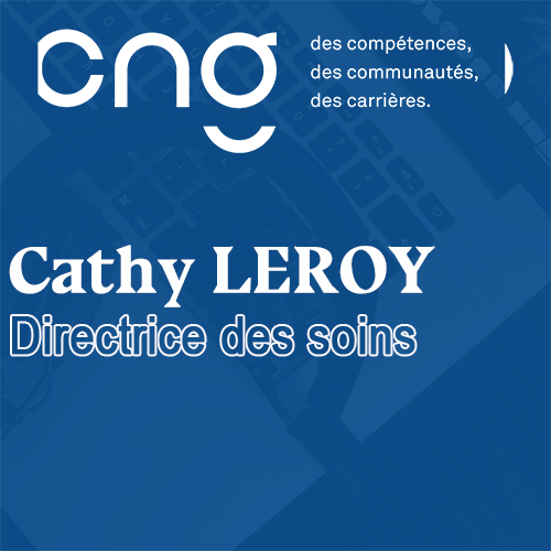 Podcast Cathy LEROY Directrice des soins
